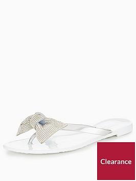 carvela-sweet-bling-bow-jelly-shoe-white