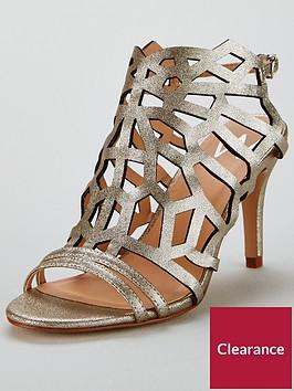 wallis-wallis-season-metallic-caged-upper-heeled-sandal