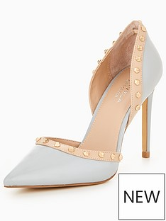 carvela-kosmic-2-part-studded-court-shoe