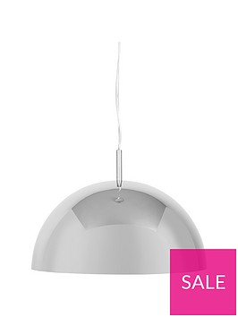 armina-dome-mirror-pendant-light