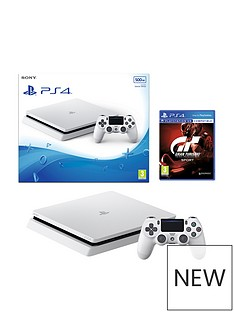 playstation-4-500gb-white-slim-console-with-gt-sport