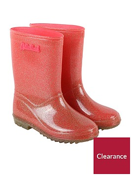billieblush-girls-glitter-wellie