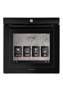 Hoover Vision Wi-Fi Built-In Touch Screen Electric Single Oven - Oven Only thumbnail