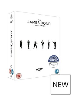 james-bond-collection-blu-ray-boxsetnbsp