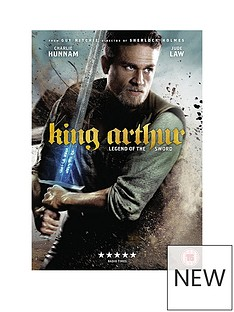king-arthur-legend-of-the-sword-dvd
