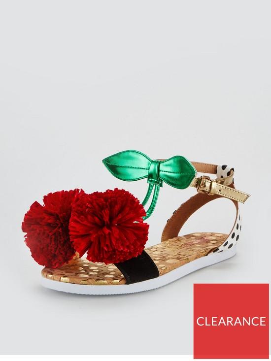 c9af2f3ad0a0 MINI MISS KG Very Cherry Sandal Sandal