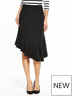 v-by-very-ruffle-midi-skirt