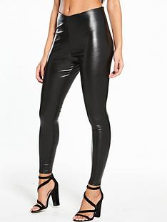 v-by-very-pu-leggings