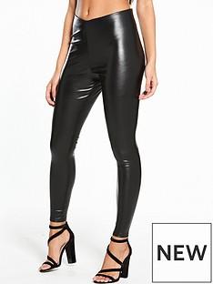 v-by-very-pu-leggings