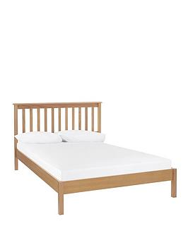 Dawson Low Foot End Bed Frame With Mattress Options (Buy And Save!) - Bed Frame Only