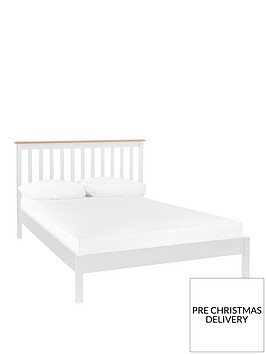 dawson-low-foot-end-bed-frame-with-mattress-options-buy-and-save-whiteoak-effect