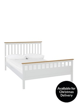 dawson-high-foot-end-bed-frame-with-mattress-options-buy-and-save-white-whiteoak-effect
