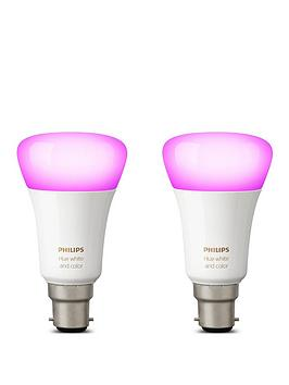 philips-hue-white-and-colour-ambiance-b22-twin-pack-black-box