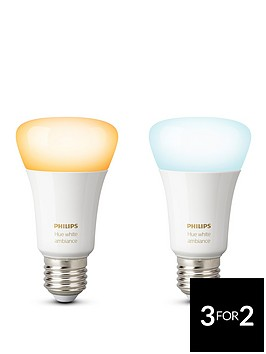 philips-hue-white-ambiance-e27-twin-pack