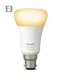 philips-hue-white-ambiance-b22-twin-pack