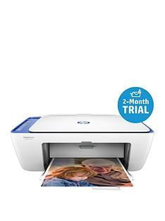 hp-deskjet-2630-printer-with-optional-ink-and-photo-paper-25-sheets-includes-hp-instant-ink-2-month-trial-blue