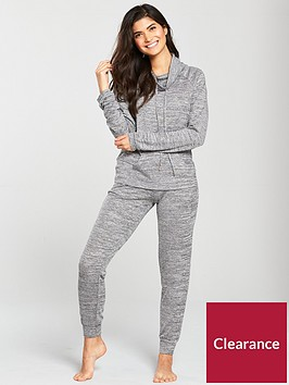 v-by-very-cowl-neck-luxe-lounge-set-grey