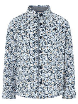 monsoon-declan-london-print-shirt