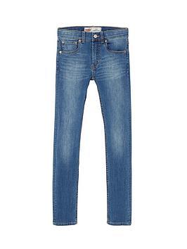 Levi'S Boys Classics Extreme Skinny Fit 519 Jeans thumbnail