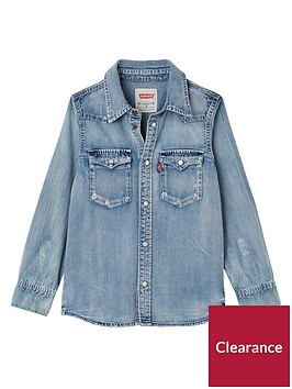 levis-boys-long-sleeve-denim-shirt