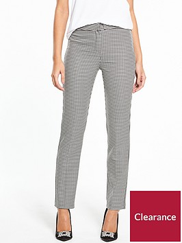 v-by-very-mini-check-straight-leg-trouser