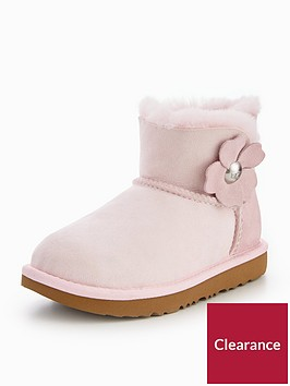 ugg-mini-bailey-button-poppy-boot