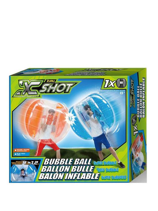 Zuru x shot bubble ball very stopboris Choice Image