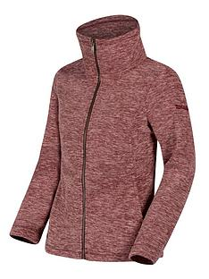 regatta-zalinanbspfull-zip-fleece-burgundy