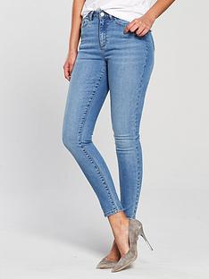 v-by-very-florence-high-rise-skinny-jean-pretty-blue