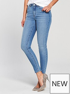 v-by-very-florence-high-rise-skinny-jean-pretty-blue