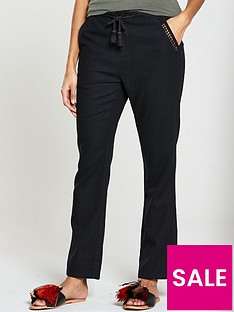 v-by-very-linen-mix-trousernbsp--black