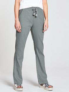 v-by-very-short-linen-trouser-khakinbsp