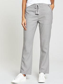 v-by-very-short-linen-mix-trousernbsp--grey