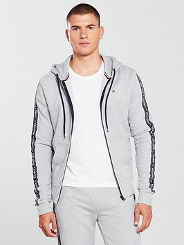 tommy-hilfiger-taped-hooded-loungetop