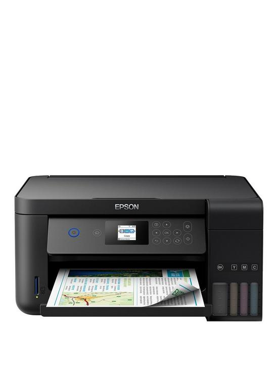 Eco-Tank Printer ET-2750 with 2-Year Ink Supply