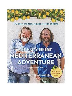 the-hairy-bikers-mediterranean-adventure-150-feel-good-recipes-for-a-taste-of-the-sun-every-day-book