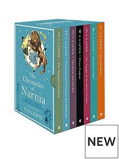 the-cronicles-of-narnia-boxset