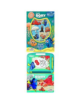 finding-dory-2-book-bundle-learning-series-amp-stuck-on-stories