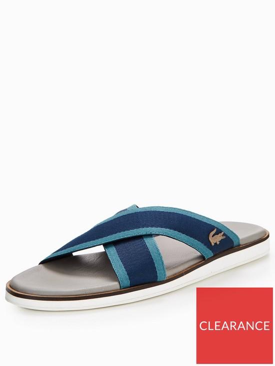 2d01e9c3f58a Lacoste Coupri 118 1 Exclusive Sandal