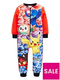 pokemon-unisex-fleece-sleepsuit