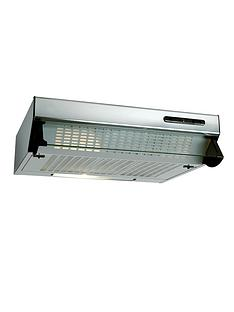 beko-hbv60x-60cm-visor-cooker-hood-stainless-steel