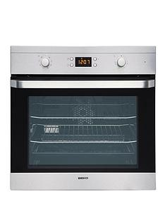 beko-oim22300x-60cm-built-in-electric-oven-stainless-steel