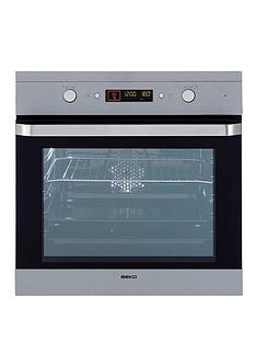 beko-oim22500xp-60cm-electric-oven-stainless-steel