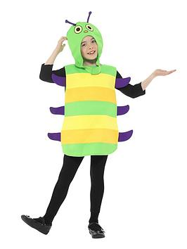child-caterpillar-costume