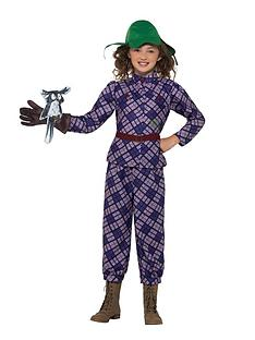 child-david-walliams-deluxe-awful-aunty-costume