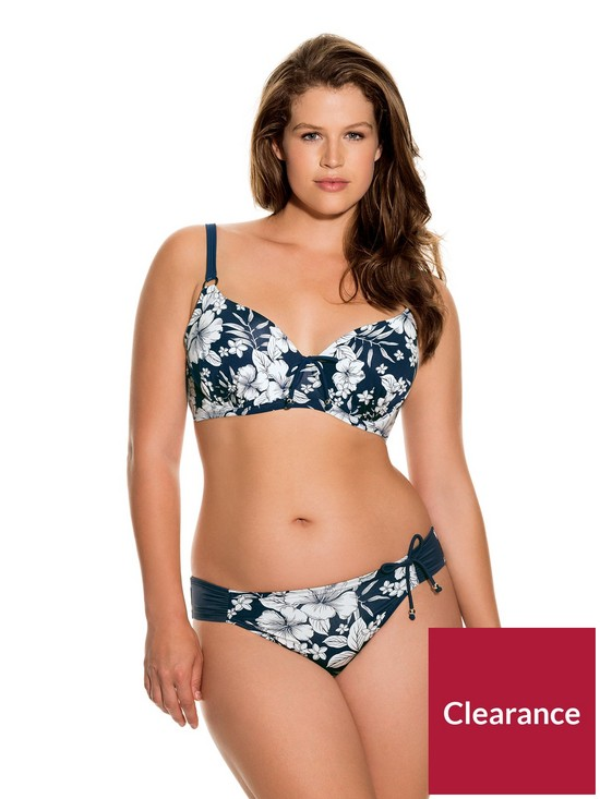 d364a264fa DORINA Curves Haiti Bikini Top | very.co.uk