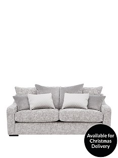 michelle-keegan-home-mirage-3-seater-fabric-sofa