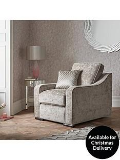 michelle-keegan-home-mirage-fabric-armchair