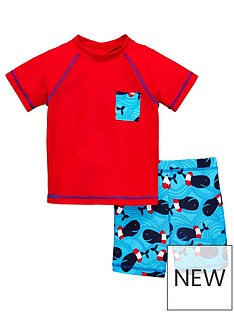 mini-v-by-very-boys-whale-2pc-surf-suit