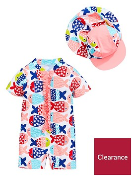 mini-v-by-very-2-piece-girls-fish-print-sunsafe-and-hat-set